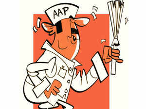 AAPfound itself amidst another controversy after another MLA,BhavnaGaur, was caught in an educational row on Thursday .