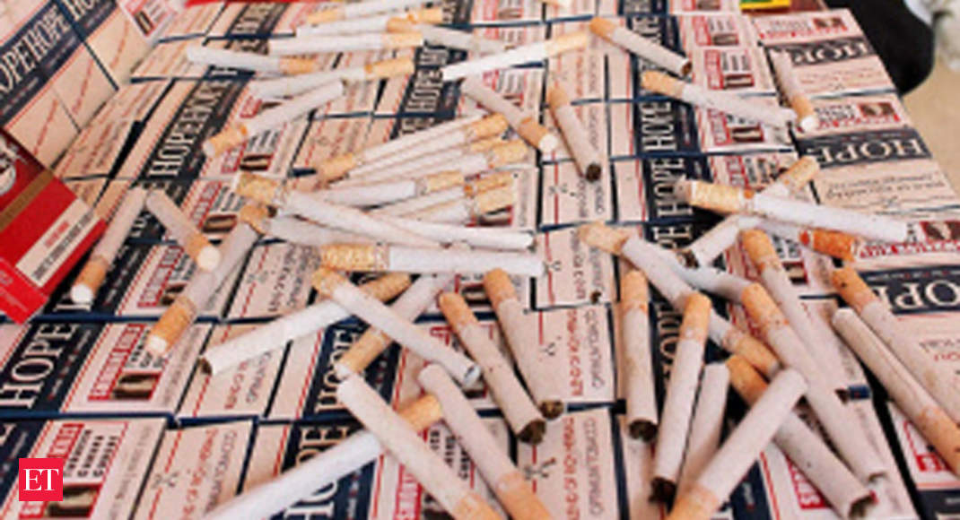 Itc Says Fiscal Challenging For Cigarette Business The Economic Times