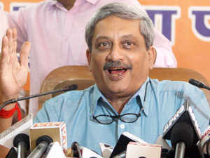 "Parrikar has conveyed the NDA government's ""unequivocal commitment"" in implementing OROP when a delegation of ex-servicemen met him."