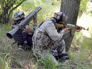 Army foiled an infiltration bid in Uri sector of Kashmir, killing one militant, but one jawan also died in the operation.