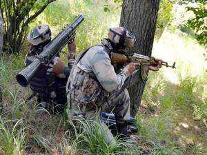 Another militant has been killed in an ongoing gun battle between security forces and the ultras near the LoC in Uri Sector of north Kashmir.