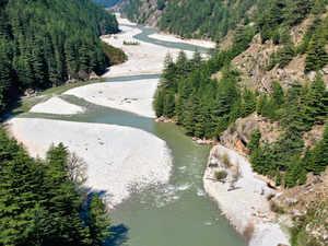 A Himalayan river
