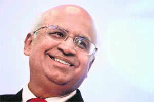 S Ramadorai, CEO, TCS