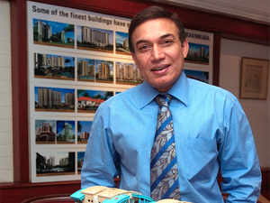"""""""Puravankarahas 40 acres of land within a radius of sixkmsand this was part of the surplus land that the companymonetised,"""" said an executive. (In Pic:Ravi Puravankara, Chairman of Puravankara Projects Ltd )"""