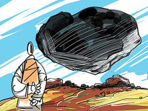 The state-run miner had by then invested close to Rs.500 crore in acquiring and exploring the two blocks. It also had to renew its licence during this period.