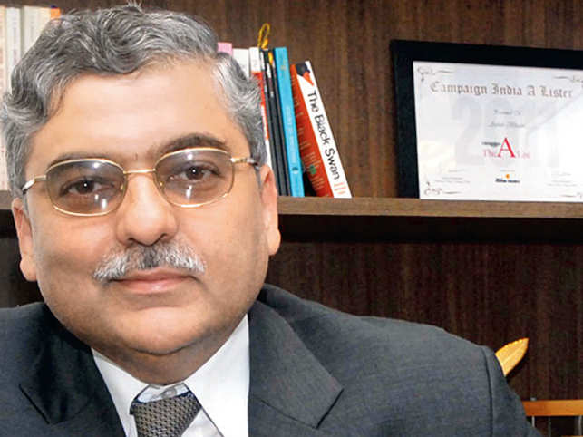 Dentsu Aegis' Ashish Bhasin is confident he will be second only to WPP by 2017. Competitors believe it's a pipe dream.