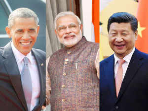President US India Business Council (USIBC) Mukesh Aghi said India's challenge is the dilemma of aligning with the US and managing China at the same time.