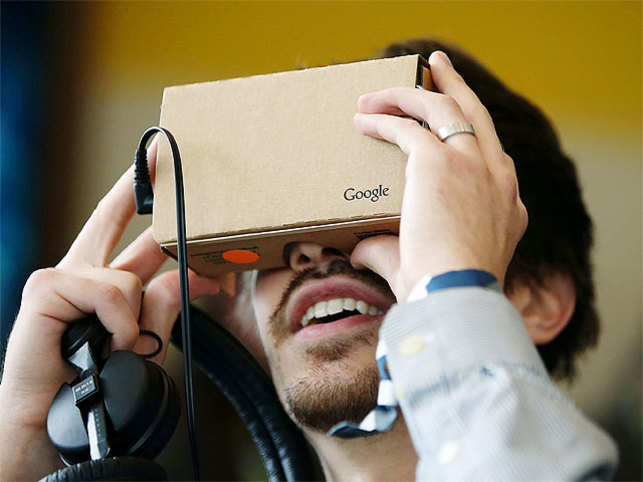 10 must-try experiences for Google Cardboard - The Economic