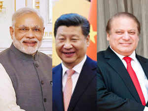 The entry of India & Pakistan into the SCO comes when China is beginning to play a major role in Afghanistan ahead of the withdrawal of US & NATO troops.