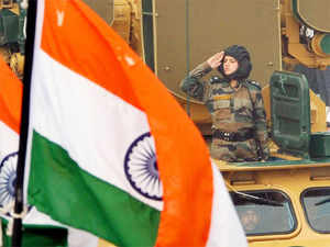 A BSF jawan was killed today when Pakistani troops opened sniper fire at Indian forward post along the Line of Control (LoC) in Baramulla of North Kashmir, officials said here.