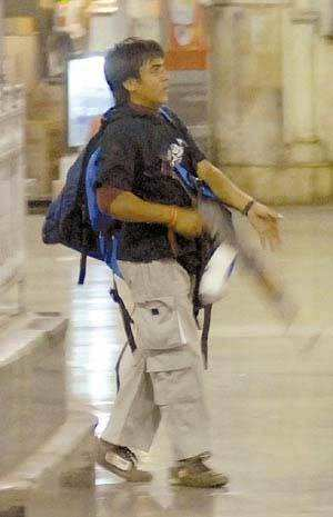 How Kasab was caught  Kasab pleads guilty