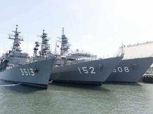 Japanese Navy is likely to be part of the joint Indo-US Naval exercise 'Malabar' slated for later this year, a development which may not go down well with China.