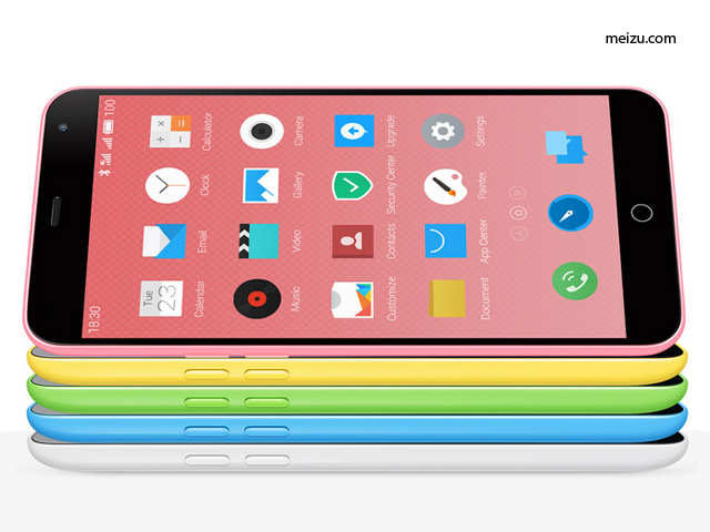 Apps - Meizu M1 Note: Review | The Economic Times