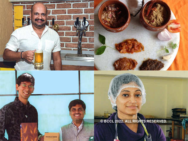5 Eye Catching Food Related Startups