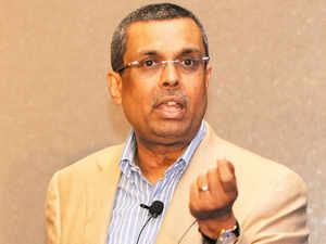 Ganesh Ayyar,CEO,Mphasis