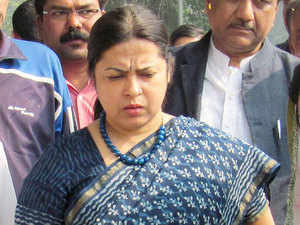 Meenakshi Lekhi said that four mobile dispensaries for women of the areas will be provided within one month from her MP Local Area Development fund.