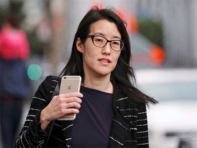 Ellen Pao resigning as CEO of Reddit - The Economic Times