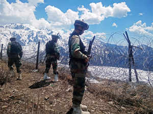 (Representative image) An army official said three AK rifles, 12 magazines, 300 rounds and two UBGL grenades were recovered from the spot, apart from other war-like stores.
