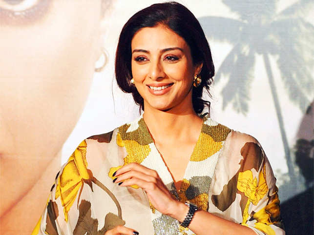 Filmmakers are lazy to cast me in different roles: Tabu