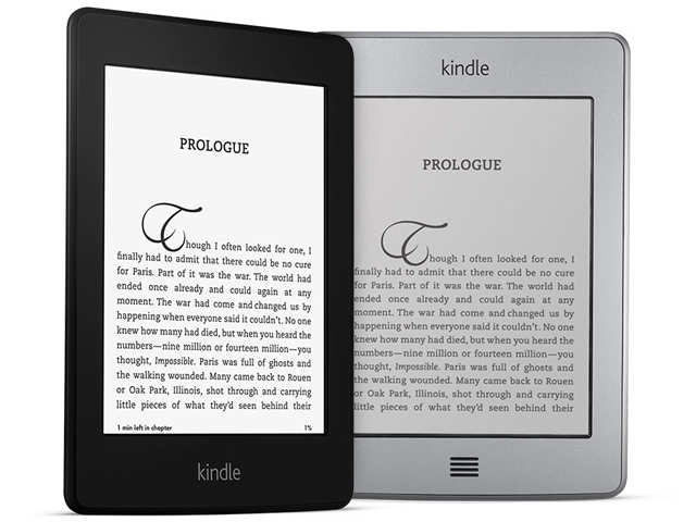 Amazon Kindle Paperwhite (2015) review - Look and feel | The