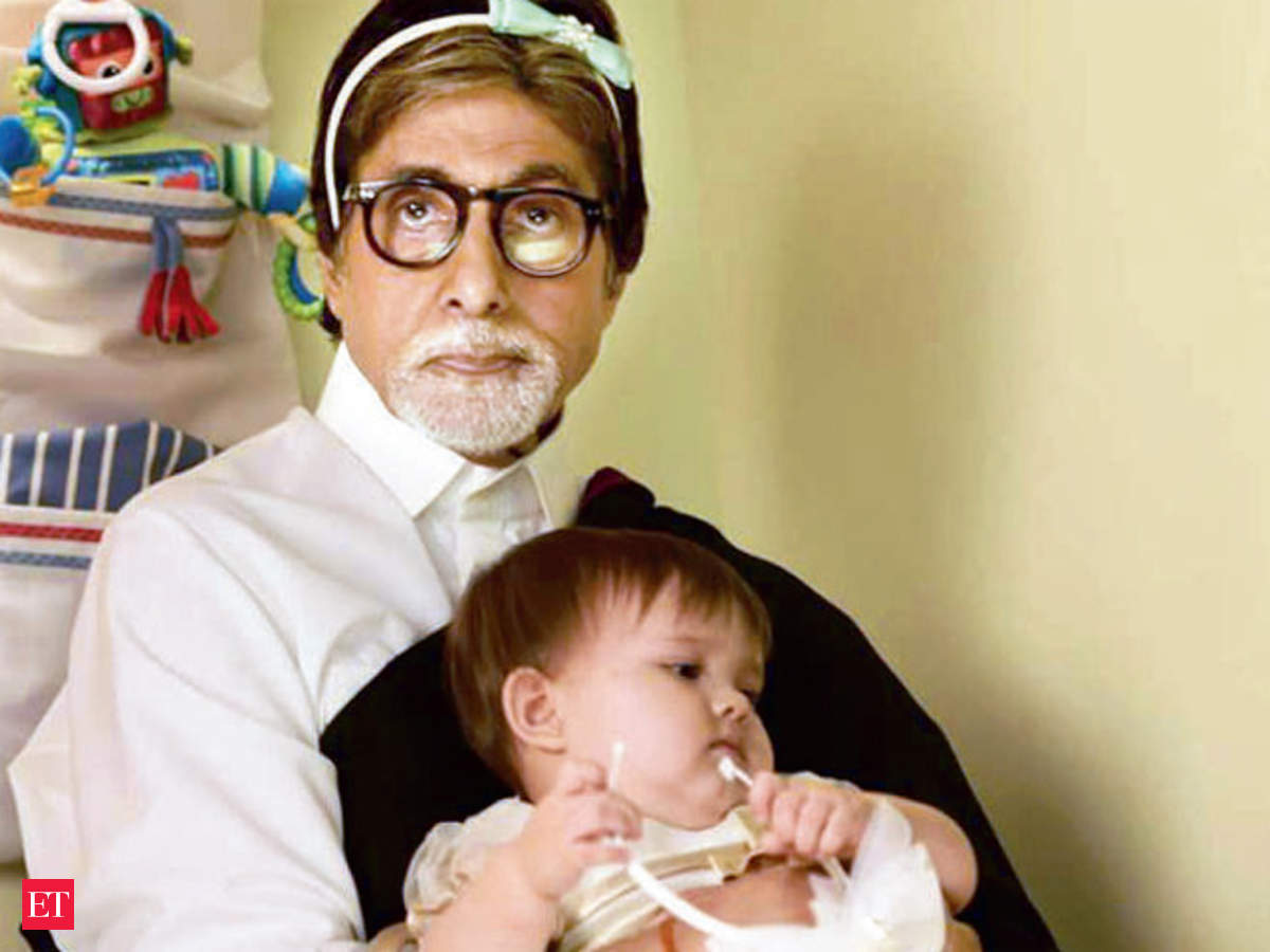 011be69aa8d9 Firstcry.com ropes in Amitabh Bachchan as brand ambassador - The Economic  Times