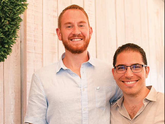 (L-R) Ross Hoffman, senior director, global brand strategy and Steve Kalifowitz, brand strategy & advocacy lead for APAC & MENA.