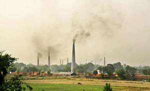 To NGT's query on how many builders have been challaned for causing pollution, only East Delhi Municipal Corporation (EDMC) submitted that 66 have been challaned, of which six paid up Rs 50,000 each in fines.