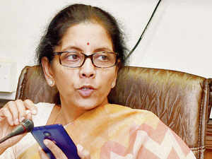 Commerce and industry minister Nirmala Sitharaman will discuss the ecommerce policy framework with state industry ministers on Wednesday.