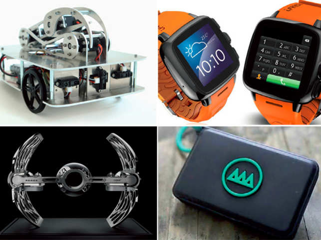 Gadget lovers can feast their eyes on these wonderful products that are making the news in the tech world this week.