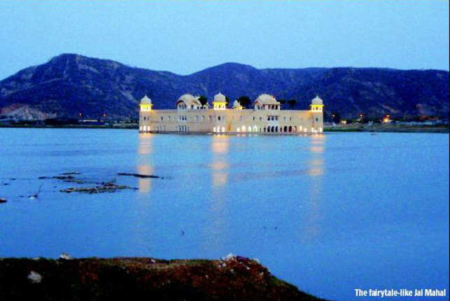 Jaipur: The right mix of rest & recreation