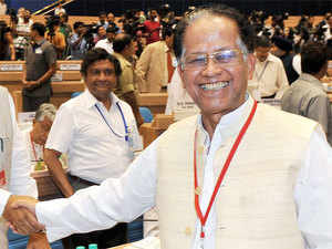 "Assam Chief Minister Tarun Gogoi today said the ""safe haven"" of insurgent groups in Myanmar was the biggest threat to the state and the region."