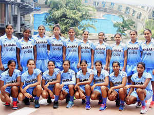Indian Junior Eves To Face Holland In Volvo Hockey Opener The