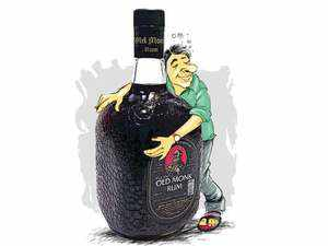 Old Monk was cheap, thereby providing it with both affordability as well as the 'reverse snobbery' that a cheap drink holds forpeople who can afford it.