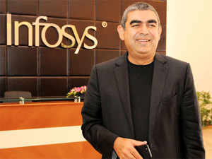 Its global delivery model is what earned Infosys its stripes, helping it become the cynosure of Indian IT during the dotcom era and embody the Indian middle-class dream through the 90s and 2000s.