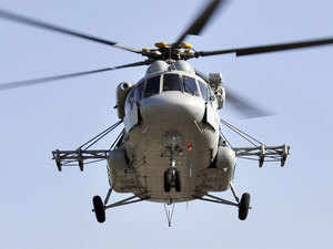 The hardy Mi 17V5, it seems, will continue to rule the Indian skies as 48 of the choppers are likely to be procured under a repeat order.