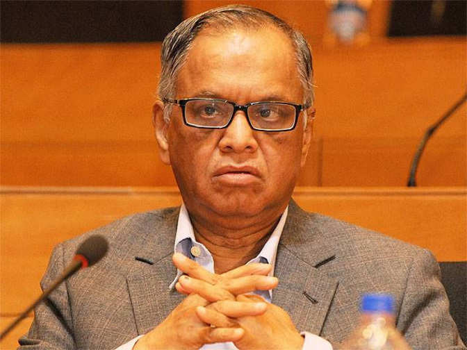 case study on narayan murthy Narayana murthy, institute trustee, entrepreneur, and visionary leader, has been awarded the thomas jefferson foundation medal in global innovation, a distinction that is among the university of virginia and the thomas jefferson foundation at.