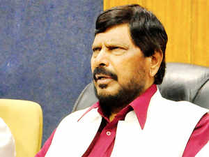 """ I made a demand for its smooth passage during the all-party meeting today,"" RPI (A) chief Ramdas Athawale said."