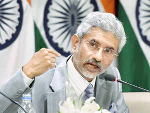 Days after warning Pakistan of giving effective response to its unprovoked firing along the border in J&K, foreign secretary S Jaishankar on Monday sounded an optimistic note that relations with Islamabad can be taken forward.