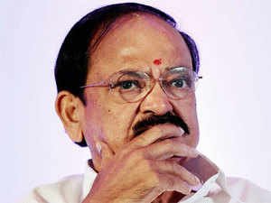 2a1e2124fecb Sushma Swaraj is willing to have a discussion under Rule 193  M Venkaiah  Naidu