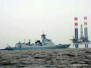 The arrival of the Chinese vessel comes at a time when India is keeping a keen eye on the Chinese naval movement in the Indian Ocean Region.