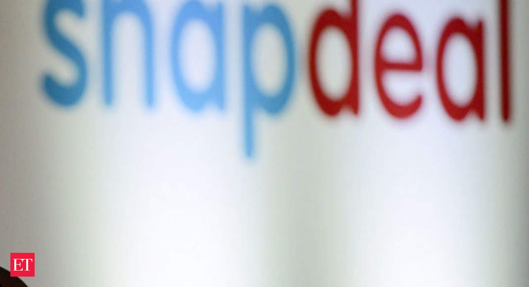 a61a7d209f9 Snapdeal launches instant loan facility for sellers on its Capital Assist  platform - The Economic Times