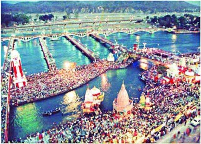 Haridwar leaves you mesmerised
