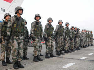 India need not worry about China's military expansion in the Maldives under its new law allowing foreigners to own land,state-run media reported.
