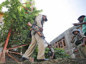 Representative image: A civilian was killed and six others, including a CRPF jawan, injured in a grenade attack by militants in Anantnag district of south Kashmir.