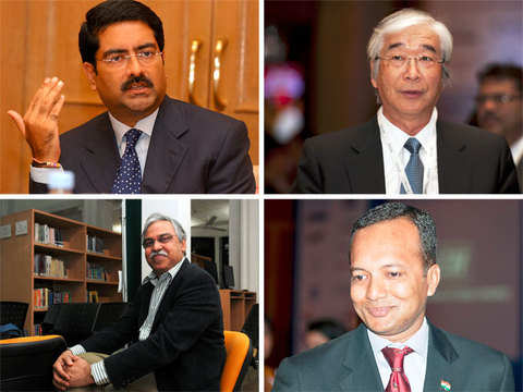 Top 10 highest paid CEOs of India - Top 10 highest paid CEOs