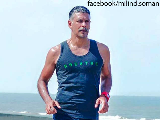 The word Ironman has acquired whole new meaning for Indians after the nearly 50-year-old model-actorMilindSomanfinished the triathlon.