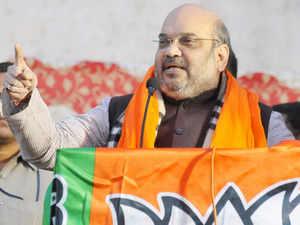 Challenging statistic for Shah – JD(U) plus RJD plus Congress plus NCP in Bihar polled 46% in Lok Sabha 2014 while BJP-led NDA polled 39%.