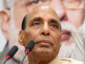 Rajnath Singh said that the central government is monitoring the situation and he was confident that the situation would be brought under control.