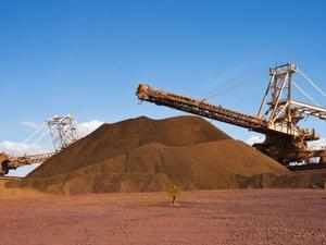 The government is expecting to earn over USD 933 million (about Rs 5,989 crore) from exporting 16.5 million tonnes (MT) of high grade iron ore to Japan and South Korea, Parliament was informed.