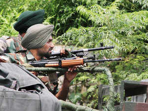 As the battle between terrorists and security forces raged inDinanagarin Punjab'sGurdaspur, the I&B Ministry asked news channels to refrain from live telecast and restrict their coverage to periodic briefings by a designated officer.